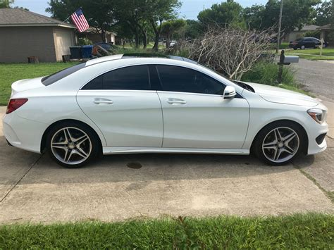 2015 cla250 lease transfer tx sport pano h k