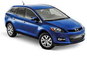 new cars update mazda cx7