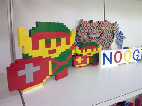 google images lego items from google s lego station in nyc