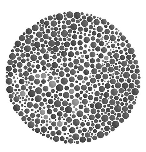 black and white color blind black and white color blind test pictures to pin on