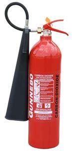 Alat Pemadam Kebakaran Eversafe gunnebo co2 ec 5a alat pemadam kebakaran