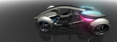 futuristic concept cars    hit  road car body design