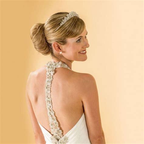 Brautfrisur Klassisch by Klassische Hochzeitsfrisuren