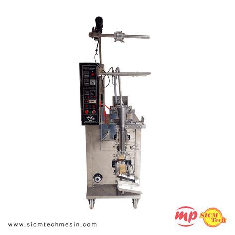 Mesin Kemasan Snack Otomatis Kemasan Otomatis Untuk Powder Snack Stainless Sicm