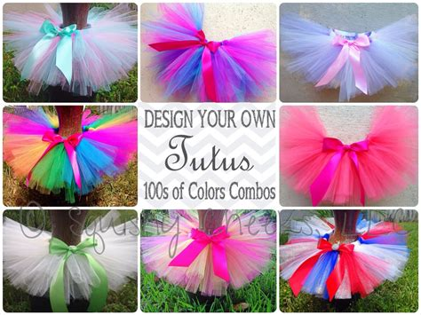 design your own tutu design your own tutu tutu with clip on satin bow any