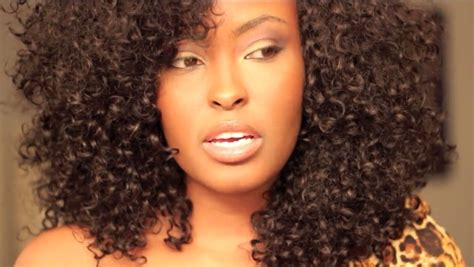 permanent curls for black hair what is the best curly perm for black hair short