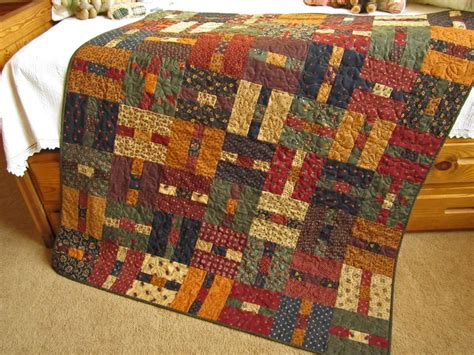 Handmade Patchwork Quilt - handmade patchwork quilt on the prairie on luulla