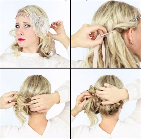 wandlen 40er 20er frisuren selber machen 40 haarstylings zur mottoparty