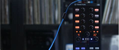 Traktor X1 Knobs by Traktor Kontrol X1 Mk2 Look Getinthemix
