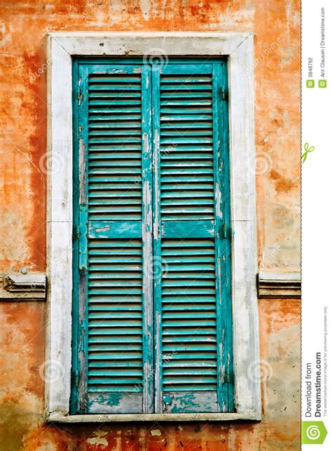 italian window stock photo image  italian abstract