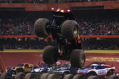 monster truck show syracuse ny monster jam photos syracuse new york monster jam 2012