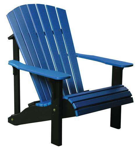 Loveseat Lounge Chair Deluxe Adirondack Chair Dutch Haus Custom Furniture