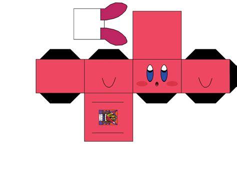 Papercraft Kirby - image gallery kirby papercraft