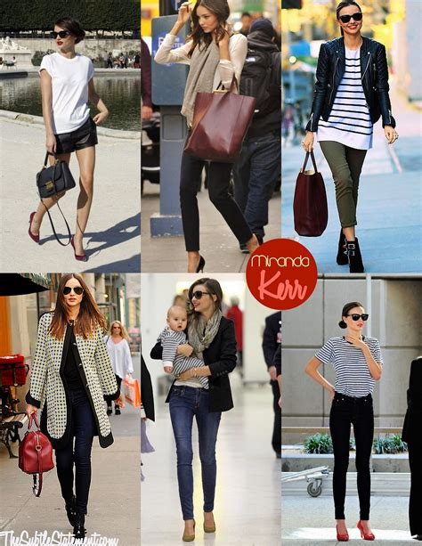 style fashion style crush miranda kerr