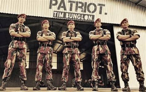 pemain film enigma net tv film patriot kopassus seri drama patriotisme dan perang