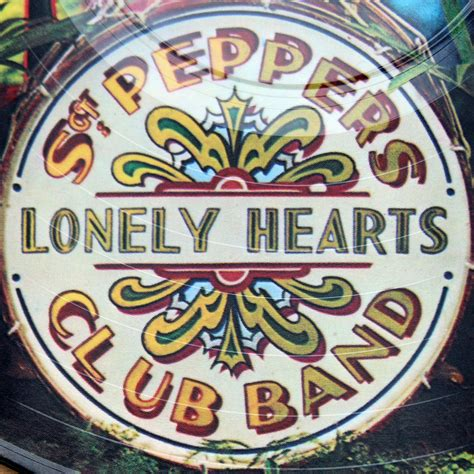 the lonely hearts club books drum beatles sgt peppers lonely hearts club band flickr