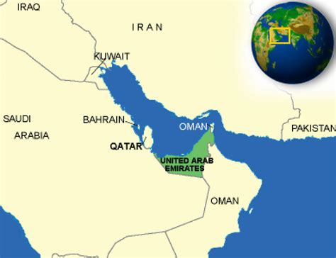 geographical map of uae united arab emirates facts culture recipes language