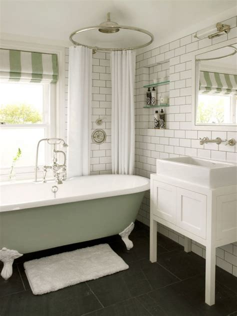 Bathroom Ideas With Clawfoot Tub by Vintage Modern Bathroom Design Litfmag Net