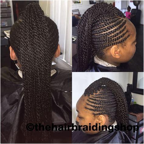 braided mohawk senegalese best 25 african hair braiding shops ideas on pinterest