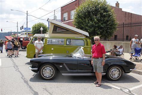 Auto Biber by Beaver Falls Car Cruise June 11 2016 Beaver County Radio