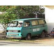 Marsnjak Madagascar Ile Sainte Marie Ambodifotatra Police Car