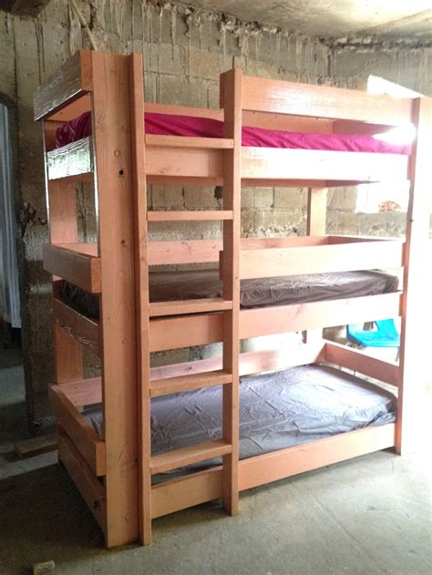 3 tier bunk bed fundraiser for daniel chelmagan by emanuel negrila beds for orphans