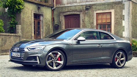 Audi S5 Interior by 2017 Audi S5 Coupe Drive Interior And Exterior