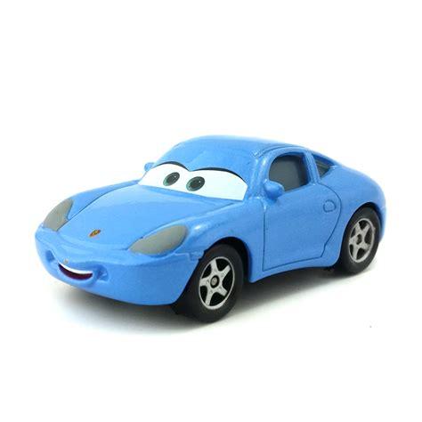 cars sally toy disney pixar cars sally diecast toy car 1 55 loose