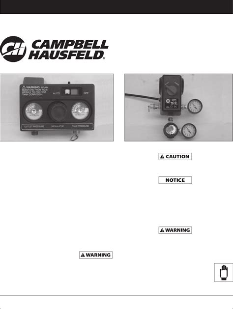 campbell hausfeld air compressor cwaj manual