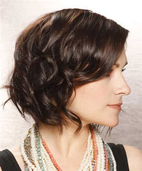 hairstyles wavy hair short 20 super short wavy hairstyles short hairstyles 2017