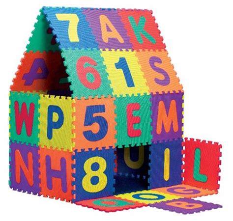 tappeto gioco puzzle tappetino puzzle tappeto gomma set 36 pezzi cm 14 x14 x 0