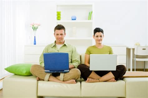 work at home is it financially secure
