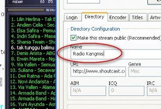 membuat website radio streaming membuat radio streaming sendiri kang mis