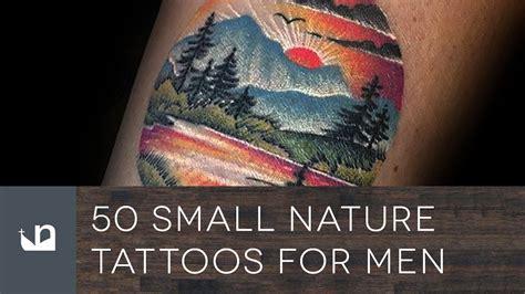 small nature tattoos 50 small nature tattoos for