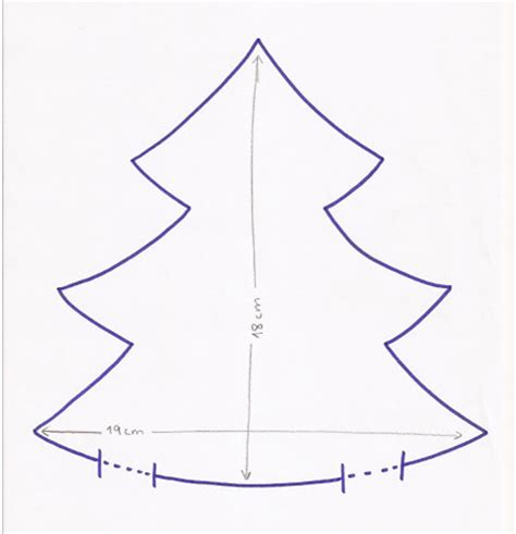 telas patchwork para hacer una manualidad de arbol de navidad