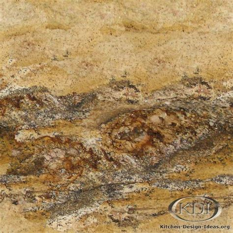 Imperial Gold Granite Countertop by Imperial Gold Granite Kitchen Countertop Ideas
