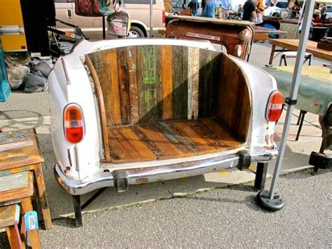 car work bench jeep gets mashed up into a desk homejelly