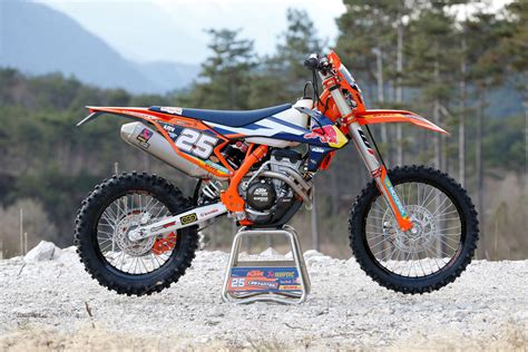 Ktm 250 Exc F Price 2017 Ktm Sx Xc Xc W And Exc Models Announced Dirt Rider
