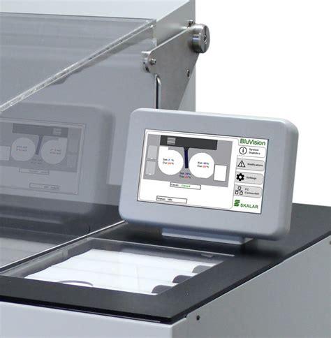Skalar On Lu Stater discrete analyzer automation of basic colorimetric