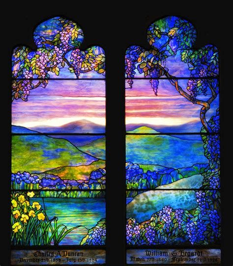 louis comfort tiffany stained glass windows tiffany memorial window flickr photo sharing