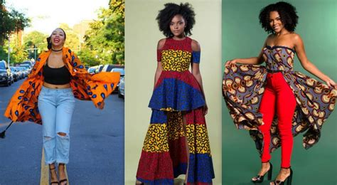 where can i get latest ankara stlyes to sew create new amazing looks with ankara skirt and blouse