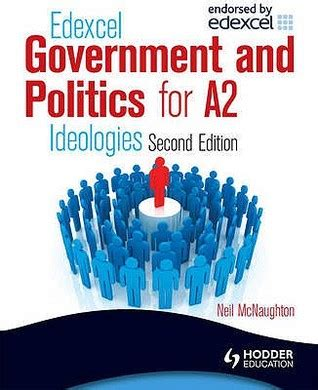 edexcel a2 political ideologies edexcel government politics for a2 ideologies by neil mcnaughton reviews discussion