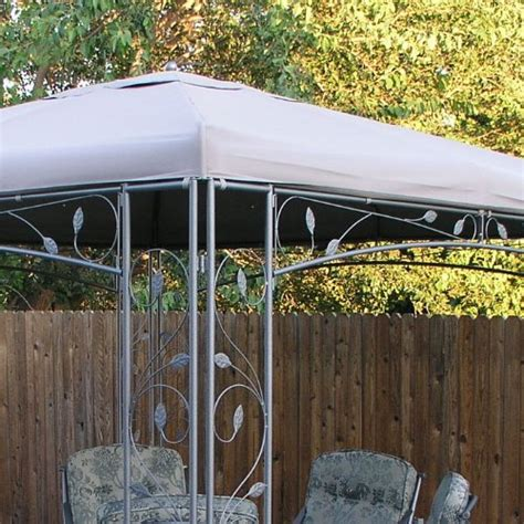 Replacement Awnings For Gazebos by Garden Winds Replacement Canopy For Gazebo
