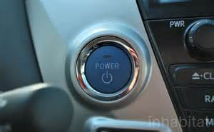 Toyota Prius Wont Start Cars With Coolest Push Button Start Buttons Or Locations