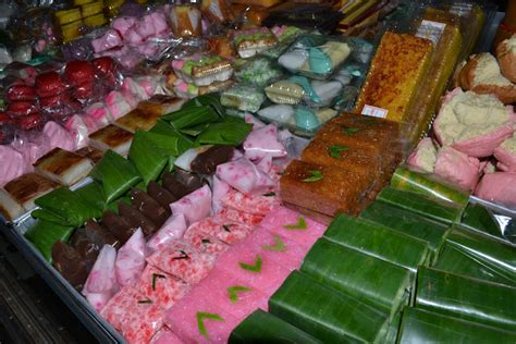 Gak Tau Namanya macam macam kue dan namanya di indonesia dari tengah
