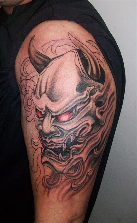 tattoo tribal demon demon tattoos design ideas pictures gallery