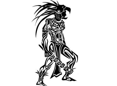 veridis quo guerrero azteca tattoos