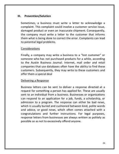 Kinds Of Business Letter According To Purpose And Its Form hardcopy of quot basics of effective writing quot quot business