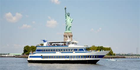 boat cruise nyc statue of liberty statue of liberty cruise tickets start at 17 book our