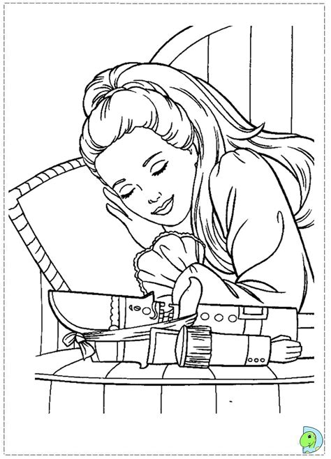barbie nutcracker coloring pages free clara nutcracker coloring page www imgkid com the